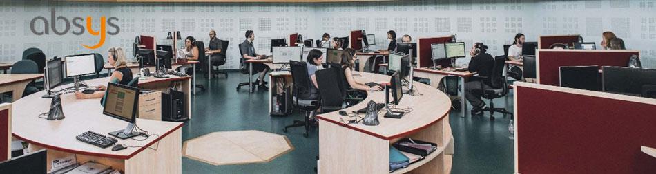 Absys, Un Centre De Contacts Qui S'affranchit De Ses Contraintes,  Pour Servir Ses Clients