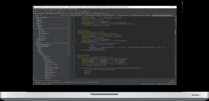 developpement logiciel SiRH API